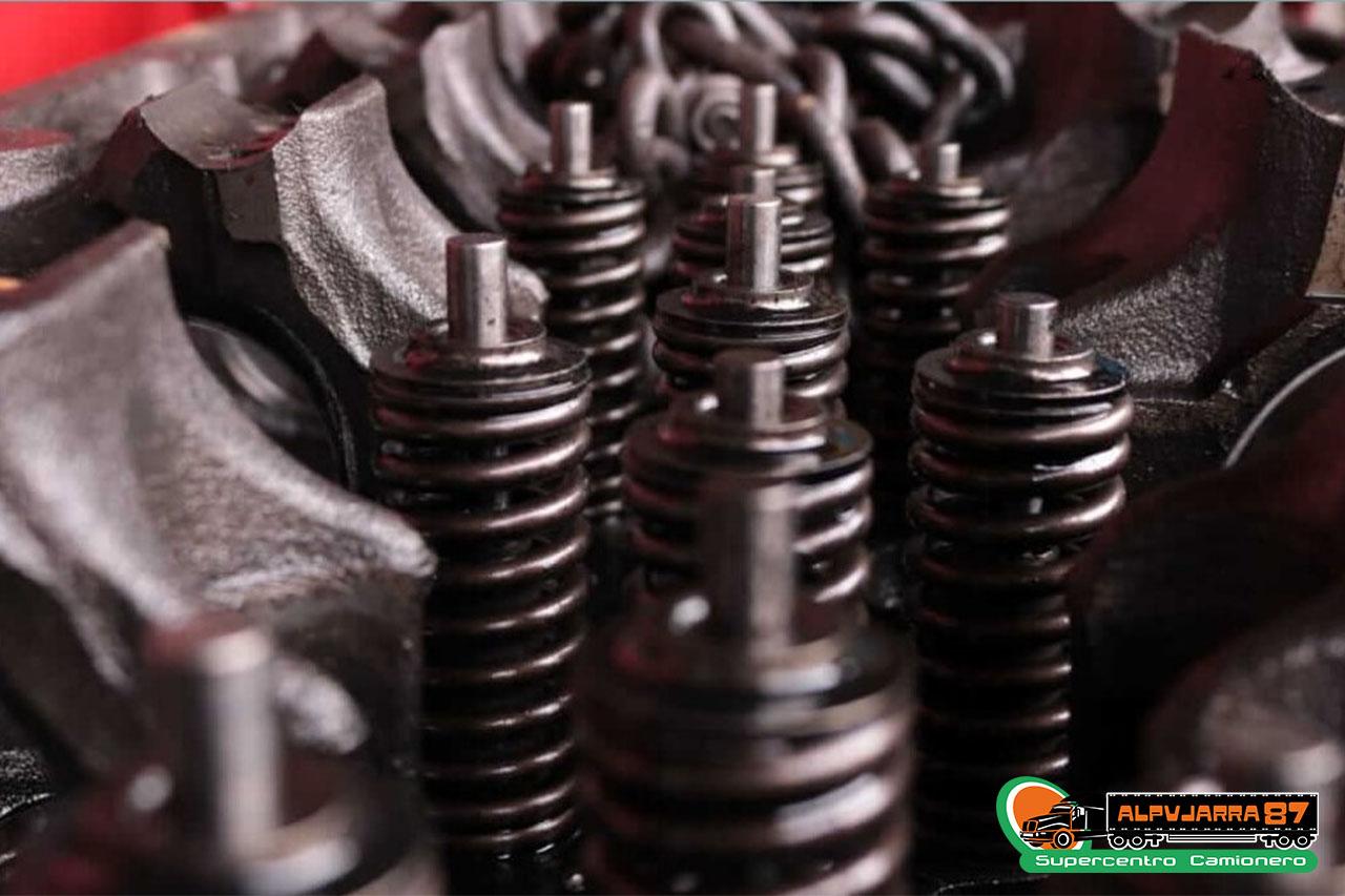 Reparación de Motores Calibración de Valvulas