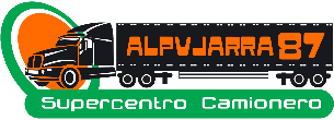 Supercentro Camionero Alpujarra 87 Logo