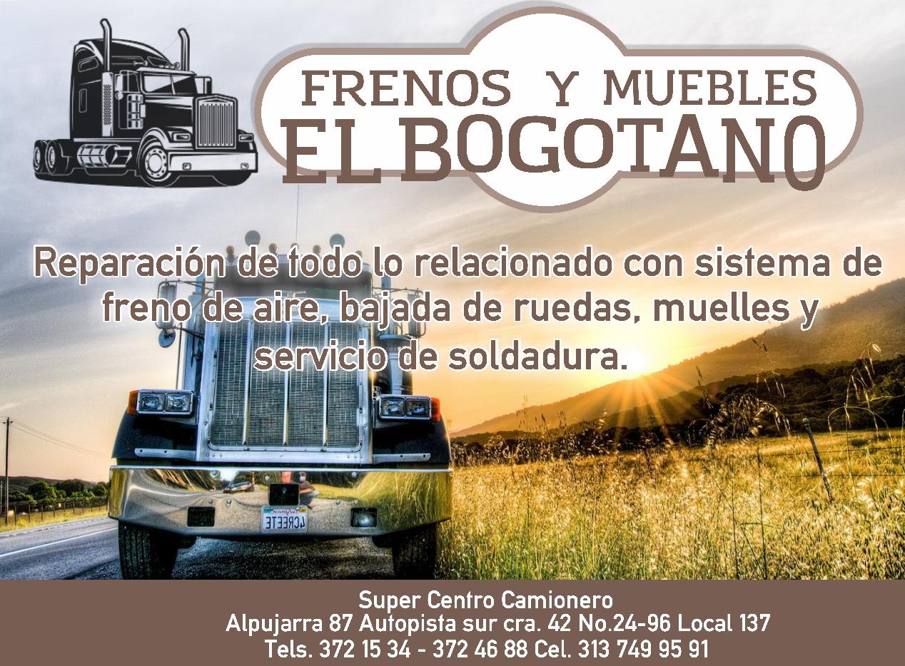 Muelles y Frenos el Bogotano